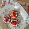 Strawberry-Ricotta Tartlets