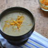 Broccoli, Cheddar, & Wild Rice Soup