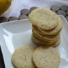 Lemon-Poppy Seed Sugar Cookies