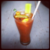 Roasted Poblano Bloody Mary