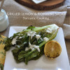 Grilled Lemon & Romaine Salad