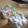 Fruit Loop Marshmallow Squares