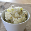 Creamy Leek Mashed Potatoes