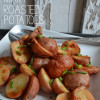 Bloody Mary Roasted Potatoes