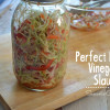 Perfect Picnic Vinegar Slaw