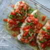 Baked Bruschetta Chicken