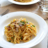 Linguine with Chipotle Pumpkin Cream Sauce