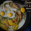Spanish Ham and Egg Quesadilla
