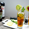Cucumber Ginger Pimm's Cup