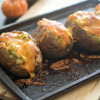 Meatless Monday: Twice Baked Broccoli and Three Cheese Potatoes