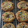 Brown Butter Chocolate Chip M&M Cookies