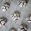 Chocolate-Coffee Crinkle Cookies