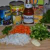 Chicken Tortilla Top Soup