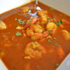 Coconut Curry Seafood Stew