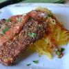 Lighter Chicken Parmesan and