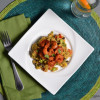 Spicy Shrimp and Quinoa Salad