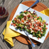 Chopped Salad & Blackberry Vinaigrette