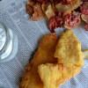 Cornmeal Crusted Fish &