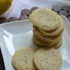 Lemon-Poppy Seed Sugar Cookies