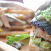 Chipotle-Honey-Orange Turkey Burgers