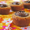 Guest Post from Jen of Juanita's Cocina: Peanut Butter Cookie Cups with Chocolate Buttercream Filling