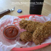 Healthy Baked Chicken Tenders