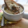 Hearty Wild Mushroom Soup