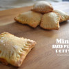 Mini Baked Pizza Puffs