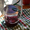 Pomegranate Infused Vodka (a great holiday gift)