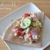 Light Tzatziki Tuna Salad