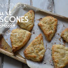 Lemon-Ginger Yogurt Scones