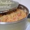 My Grandfather's Sauerkraut