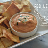 Red Lentil and Roasted Red Pepper Hummus