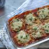 Baked Falafel Parmesan