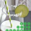 Key Lime-Coconut Frozen Drinks