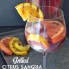 Grilled Citrus Sangria