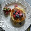 Vanilla Bean Buttermilk Pancakes