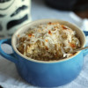 Eat Your Heart Out - Coconut Baked Oatmeal