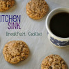 Once Upon A Recipe - Kitchen Sink Breakfast Cookies