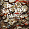 Buffalo Blue Cheese Crackers