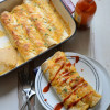 Sweet Corn and Jalapeno Enchiladas