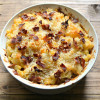 Obsessed with Cheese Mac and Cheese with Bacon