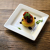 Meatless Monday: Crispy Polenta Bruschetta Bites