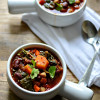 Meatless Monday: Slow Cooker Butternut Squash, Kale, and Quinoa Chili