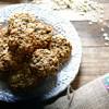 Chewy Cocoa Nib, Walnut, Oatmeal Cookies