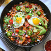 Meatless Monday: Chipotle Chilaquiles