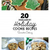 20 Drool-worthy Holiday Cookie Recipes