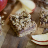 Oatmeal - Apple Butter Squares