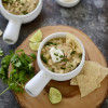 White Chicken Chili with Quinoa
