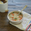 Slow Cooker Chicken and Couscous Soup